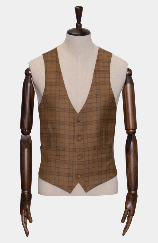 ALDERNEY WAISTCOAT - MADE TO ORDER