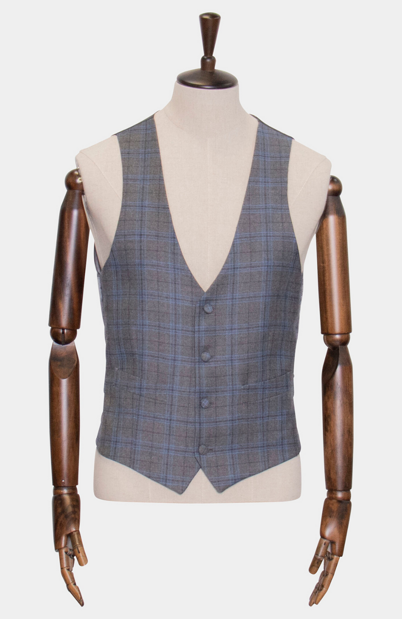 Jersey Waistcoat - Made To Order