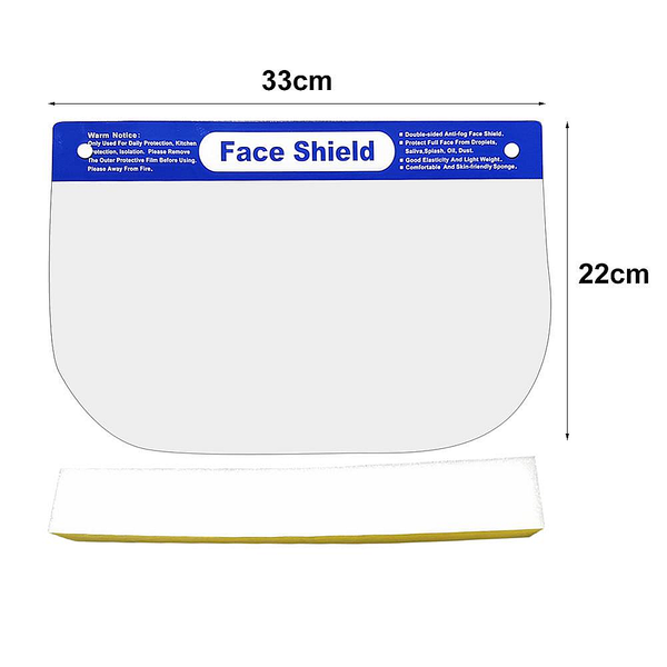 Protective Face Shield - Universal