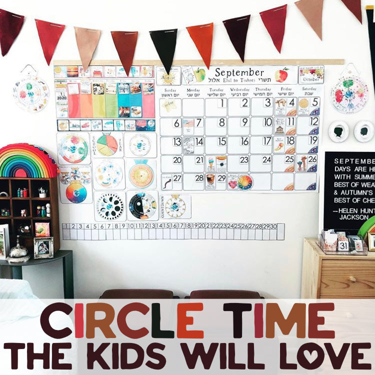 How To Create Circle Time Routines the Children Will Love