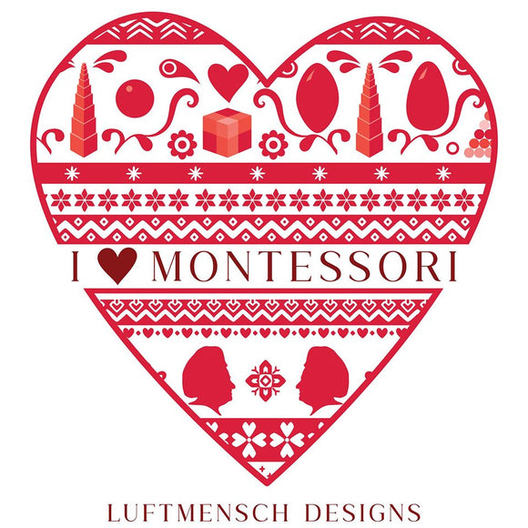 Montessori Apparel and Accessories