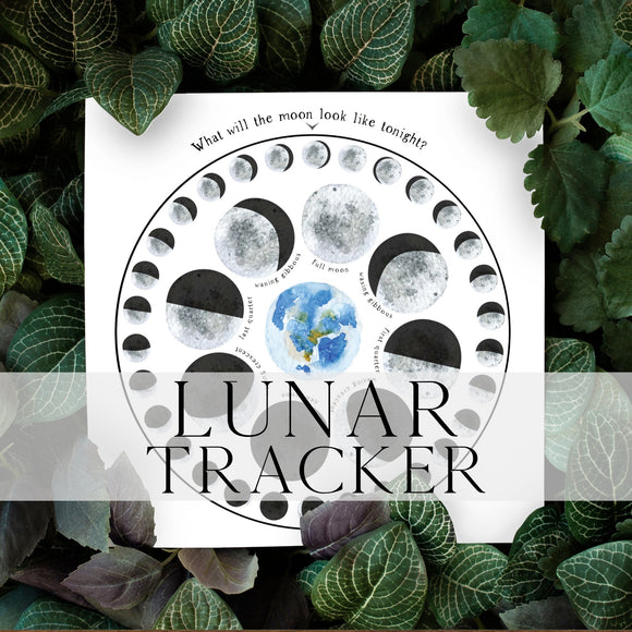 Lunar Tracker, Printable