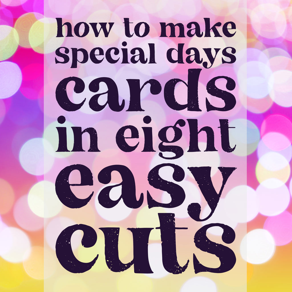How to make your wall calendar cards