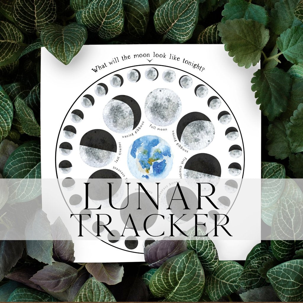 Printable Lunar Tracker