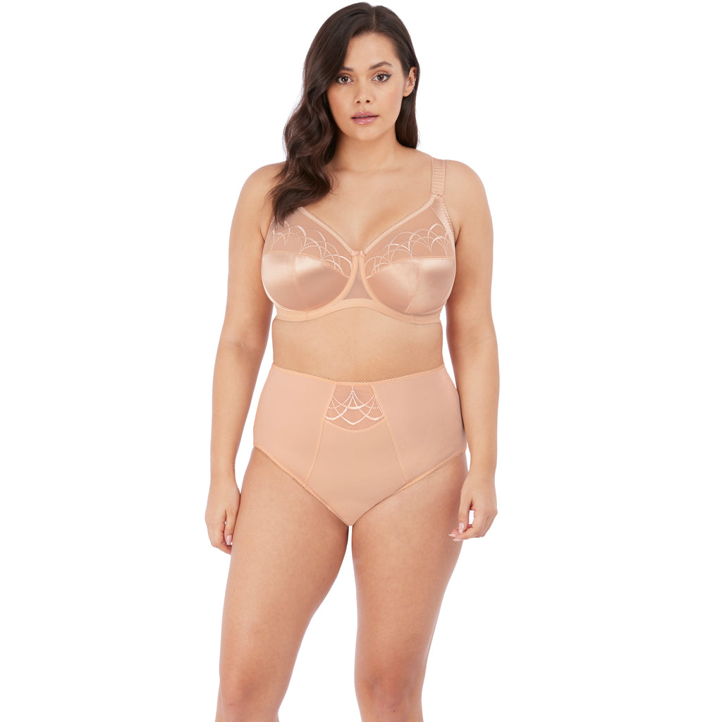 Cate Underwire Full Cup Banded Bra