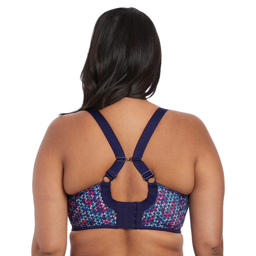 Energise Underwire Sports Bra with J Hook