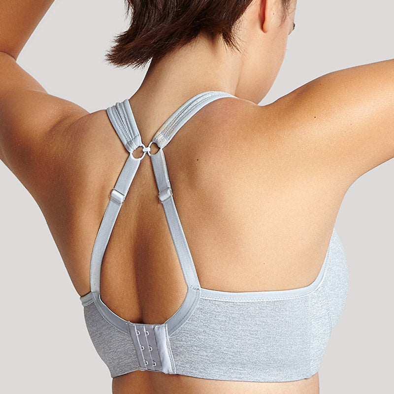 Sports Bra With Underwire (Grey Marl) October Delivery