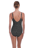 SANTA MONICA UW TWIST FRONT SUIT - LIGHT CONTROL