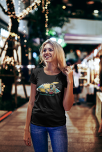 Load image into Gallery viewer, Enter Sandman Women's Tee - Gerard Kearney Art Australia