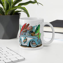 Load image into Gallery viewer, Some Like It Hot Mug - Gerard Kearney Art Australia