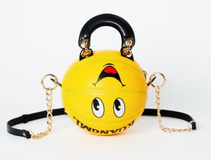 Smile Basketball Bag