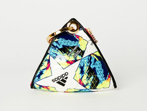 Clip~On Soccerball Clutch (Adidas)