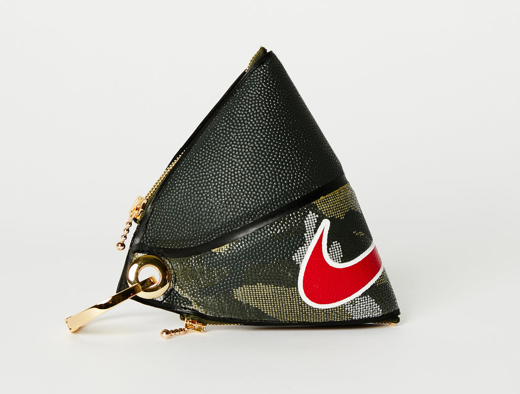 Clip~On Basketball Clutch (Camo Nike Versa Tack)