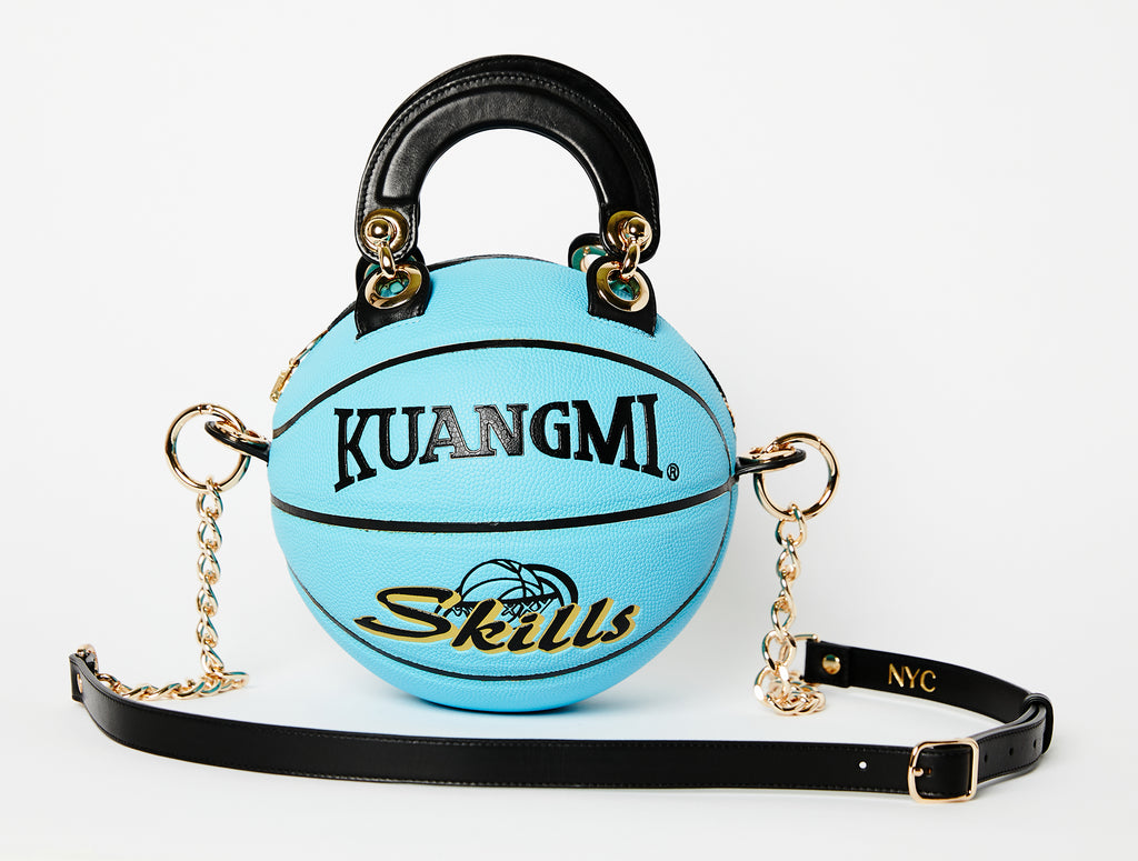 Aqua Kuangmi Basketball Bag