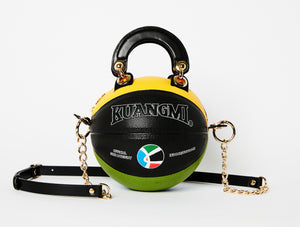 Kuangmi Multi-Color Basketball Bag