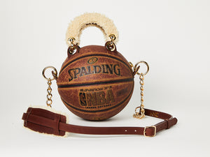 Vintage Spalding NBA Basketball Bag