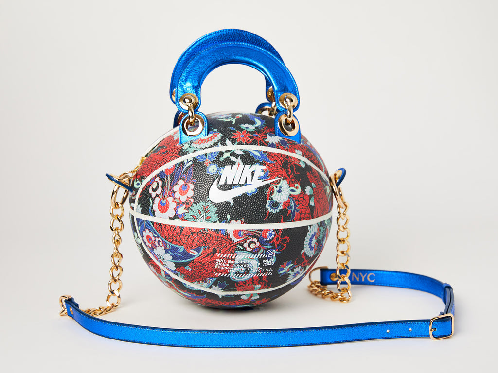 Nike Floral Exploration Official Basketball Bag
