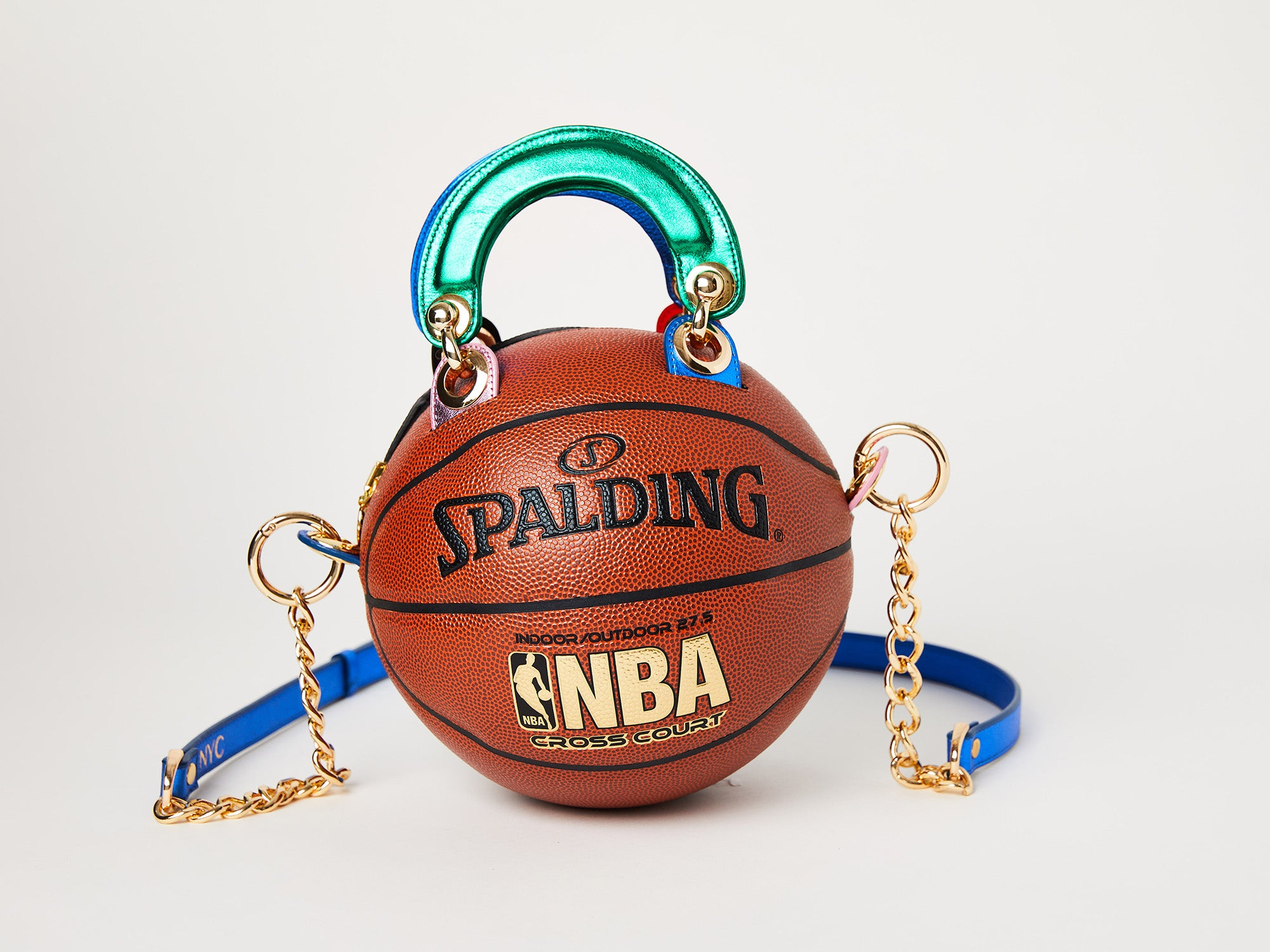 NBA Basketball Bag (~Metallic~)