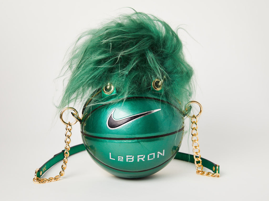 LeBron Vintage Nike Basketball Bag
