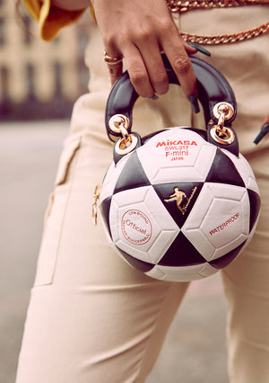 Mikasa Mini Soccer Ball Bag