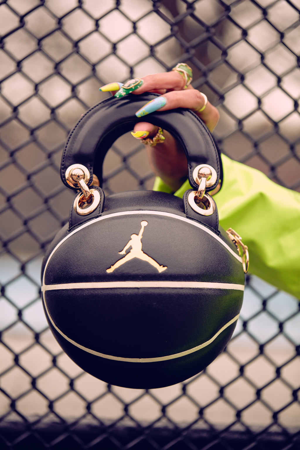 Jordan Premium Skills Mini Basketball Bag