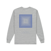 DROELOE AMOP long sleeve tee - grey