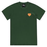 bird spotters club Tee - Green