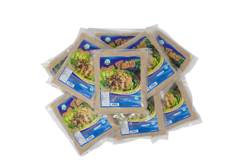 Vegan Tuna (10 Packs)