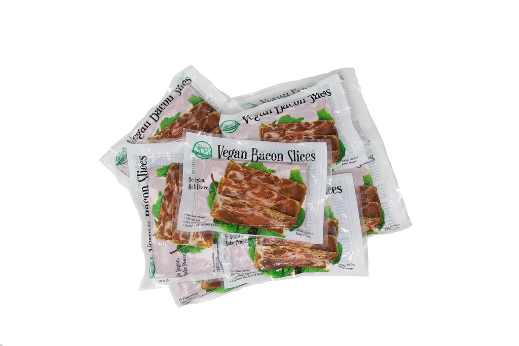 Vegan Bacon Slices (20 Pack)