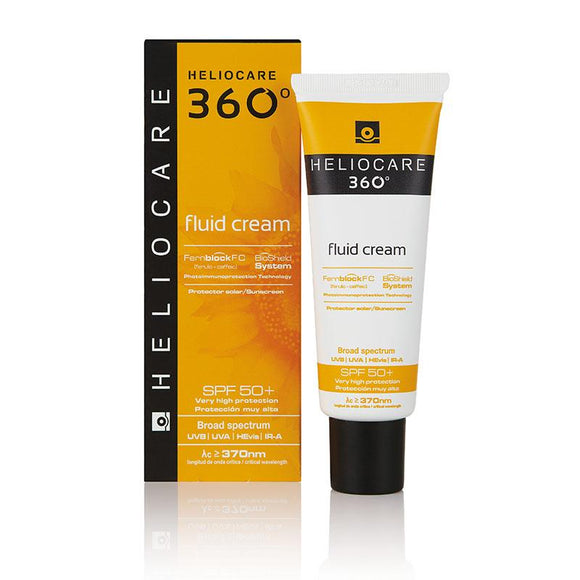 Heliocare 360 Fluid Cream SPF50