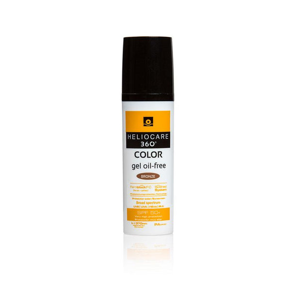 Heliocare 360 Colour Gel Oil Free SPF50