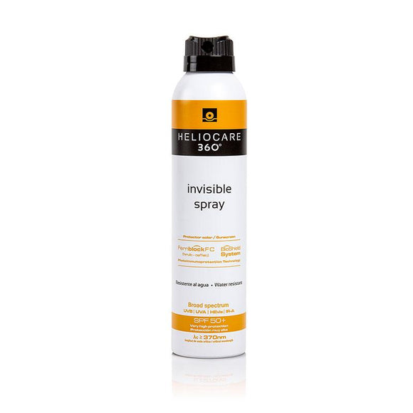 Heliocare 360 Invisible Spray SPF50+