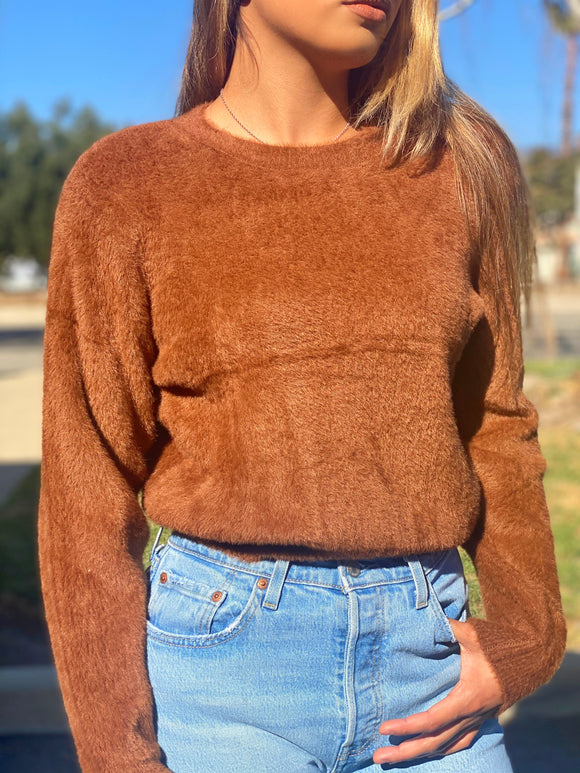 Hilani Sweater (hazelnut)