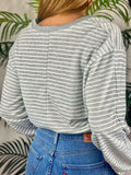 Samantha Striped Top