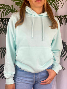 Jacques Fleece Hoodie (mint)