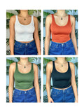 Basic Tank Top (4 colors)