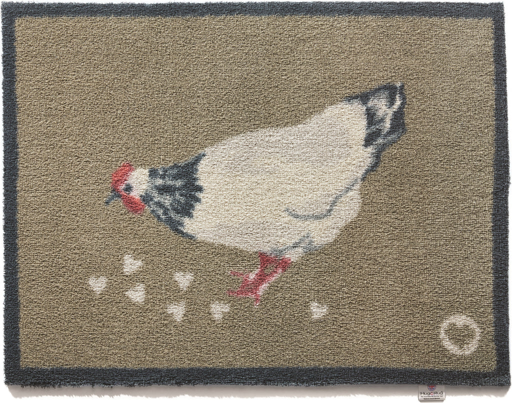 Hug Rug Chicken 1 - DoormatsOnline