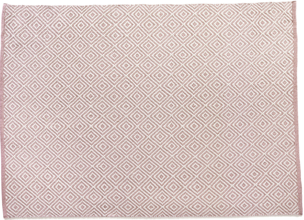 Hug Rug Diamond Rose - DoormatsOnline