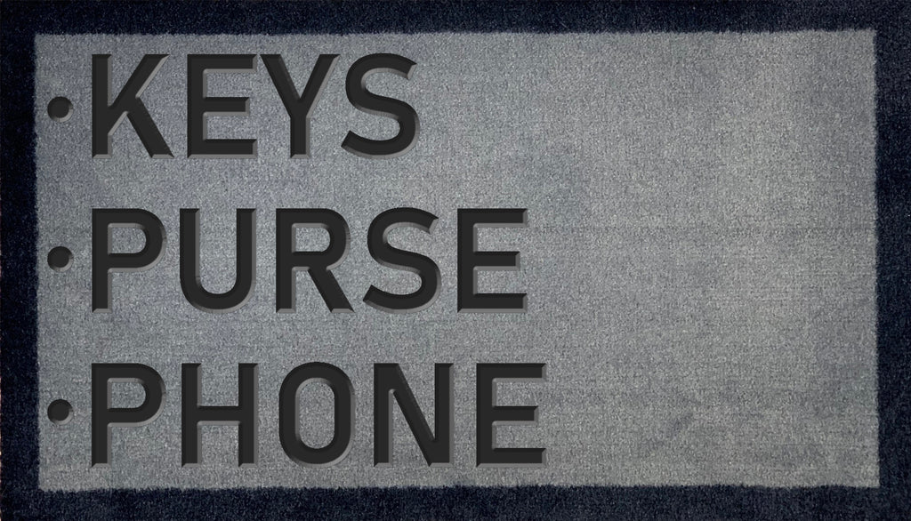 Keys Purse Phone