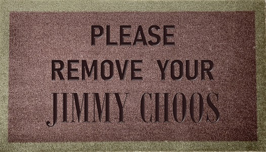 PRY Jimmy Choos