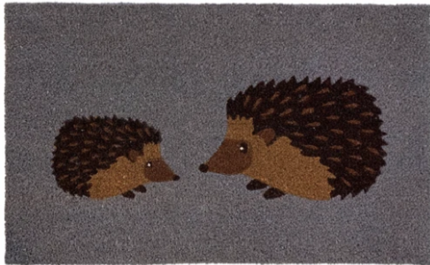 My Mat Hedgehog