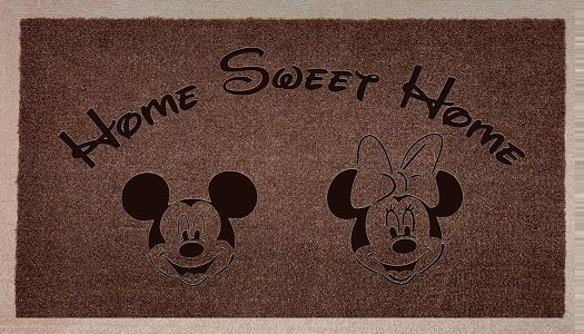 Disney Home Sweet Home Minnie & Mickey