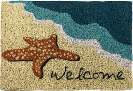 Starfish Welcome