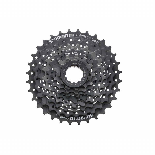 Cassette Sprocket, Cs-Hg31, 8-Speed, 11-13-15-17-20-23-26-34T