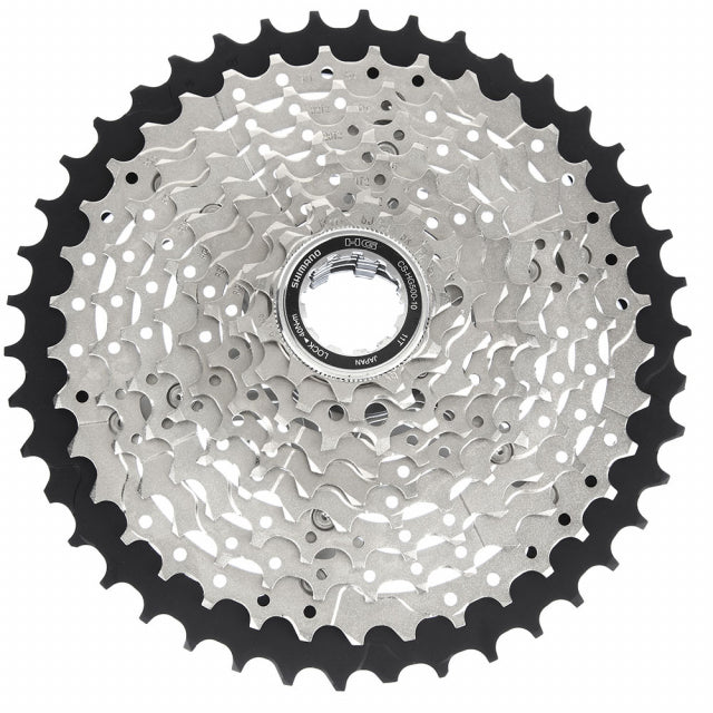 Cassette Sprocket, Cs-Hg500-10,10-Speed, 11-13-15-18-21-24-28-32-37-42T