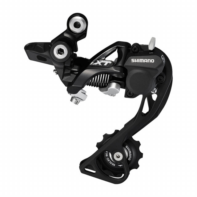 Rear Derailleur, Rd-M786, Deore Xt Gs 10-Speed Top-Normal Shadow Plus Design, Direct Attachment(Direct Mount Compatible), Black