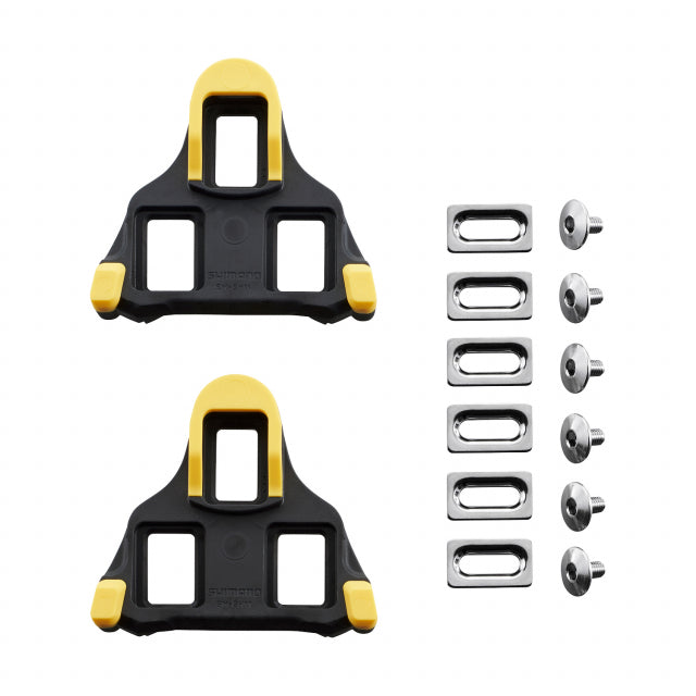 Sm-Sh11 Spd-Sl Cleat Set, 6 Degree Float