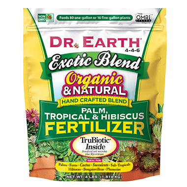 Dr Earth Organic Exotic Blend Fertilizer