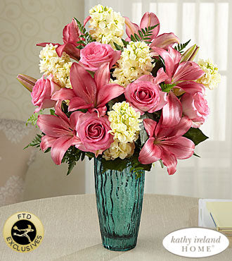 FTD Perfect Day Bouquet for Kathy Ireland Home