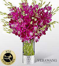 FTD Orchid Bouquet by Vera Wang